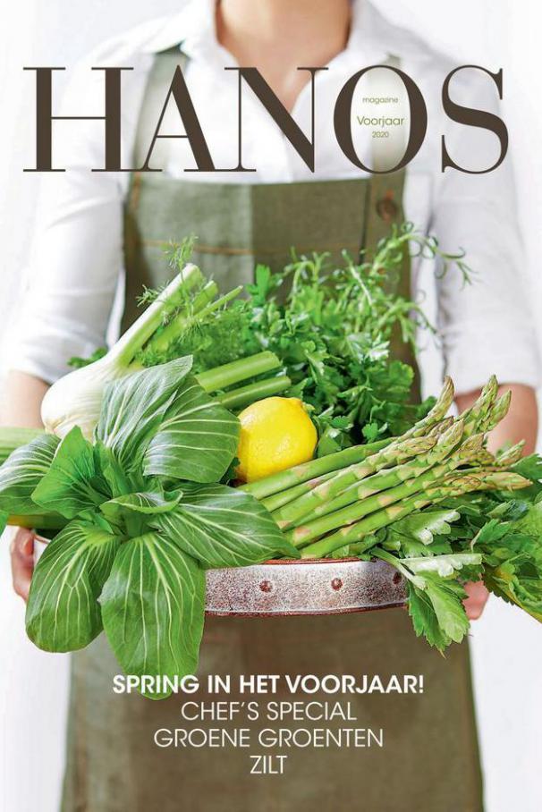 Magazine Voorjaar . HANOS (2020-04-26-2020-04-26)