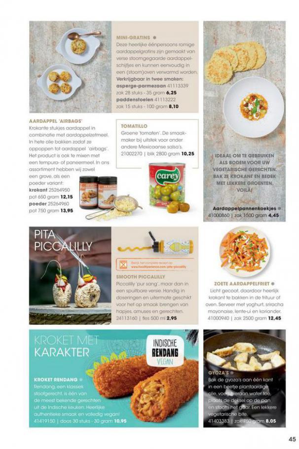 Magazine Voorjaar . Page 45