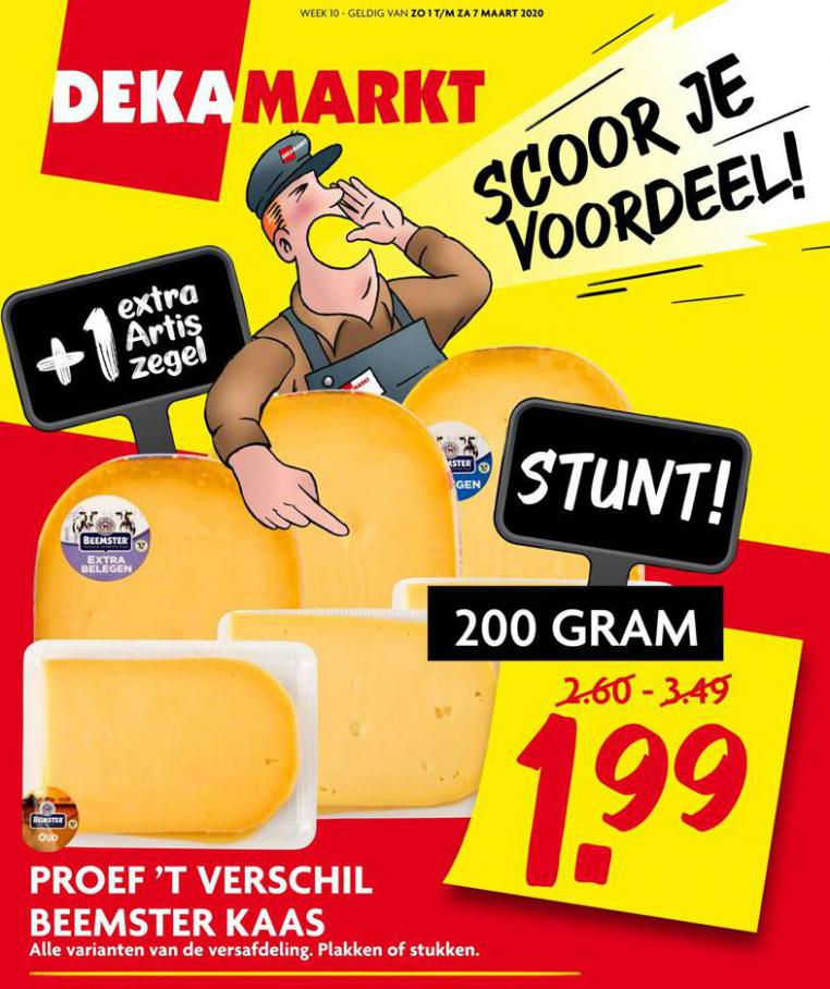 Folder Week 10 . Dekamarkt (2020-03-07-2020-03-07)