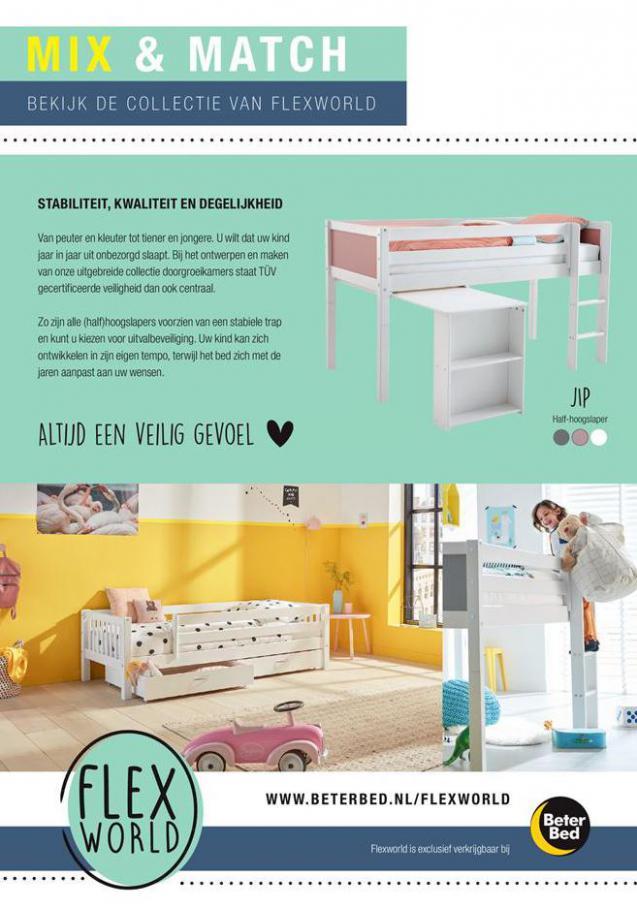 FlexWorld Brochure . Beter Bed (2020-09-30-2020-09-30)