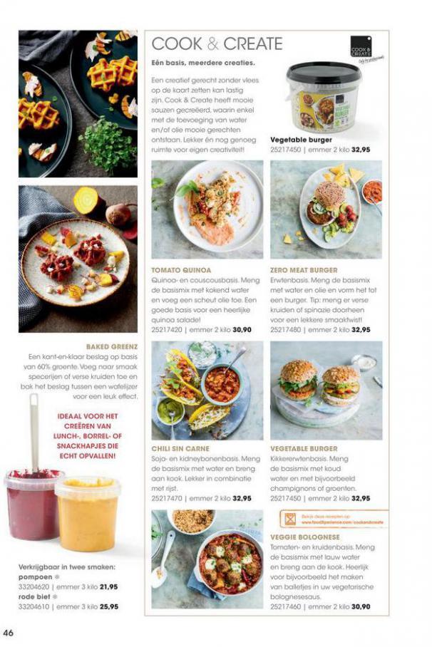 Magazine Voorjaar . Page 46