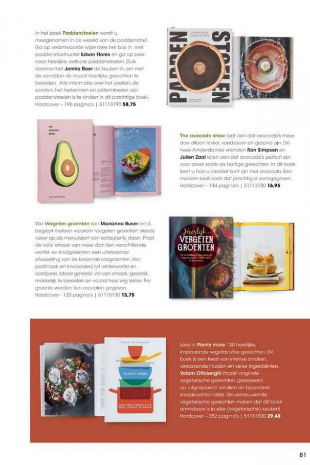 Magazine Voorjaar . Page 81