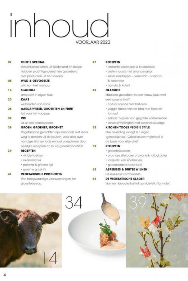Magazine Voorjaar . Page 4