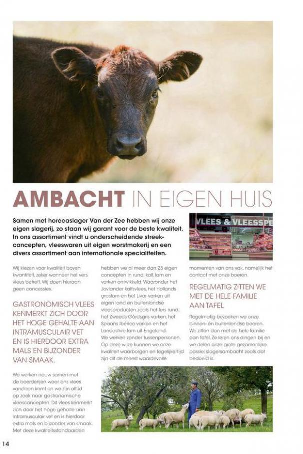 Magazine Voorjaar . Page 14