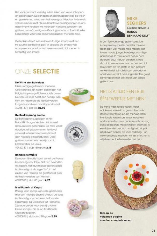 Magazine Voorjaar . Page 21