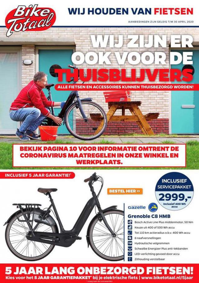 Folder Aanbiedingen  . Bike Totaal (2020-04-30-2020-04-30)