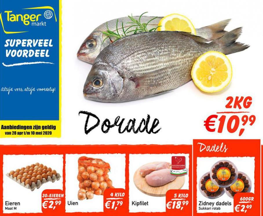 Folder Aanbiedingen . Tanger Markt (2020-05-10-2020-05-10)