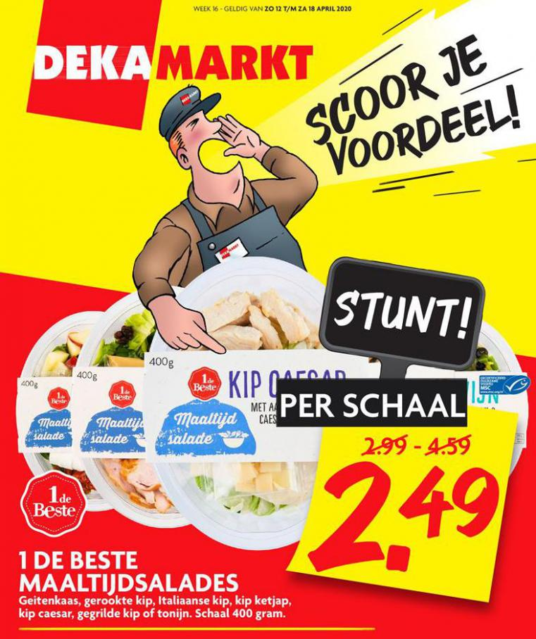 Folder Week 16 . Dekamarkt (2020-04-18-2020-04-18)