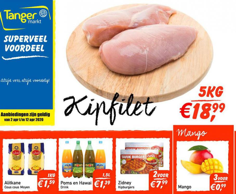 Folder Week 15 . Tanger Markt (2020-04-12-2020-04-12)