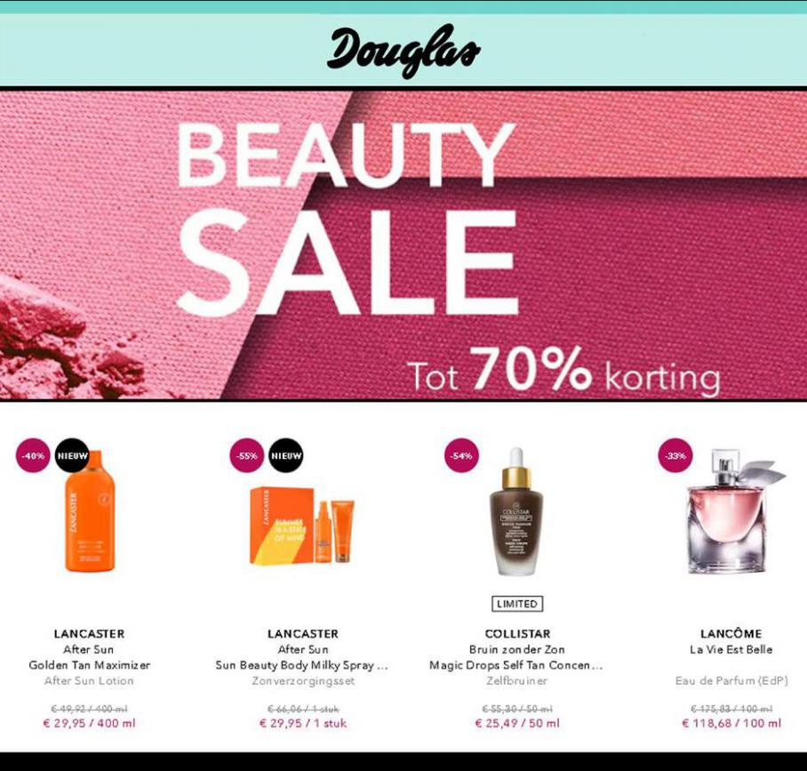 Beauty Sale . Douglas (2020-05-04-2020-05-04)
