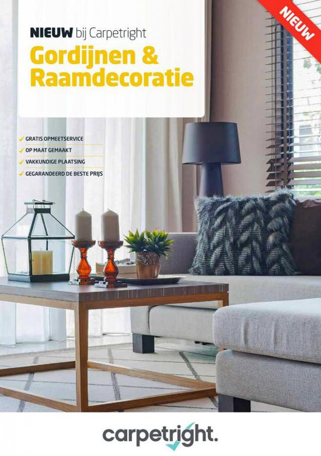 Gordijnen & Raamdecoratie . Carpetright (2020-05-31-2020-05-31)