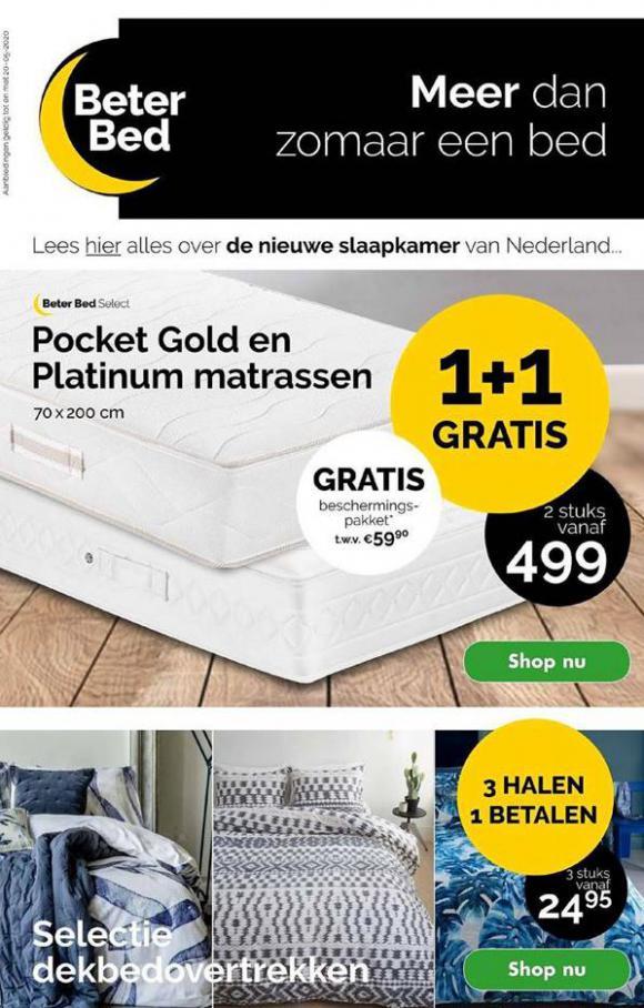 BTW Cadeau . Beter Bed (2020-05-20-2020-05-20)