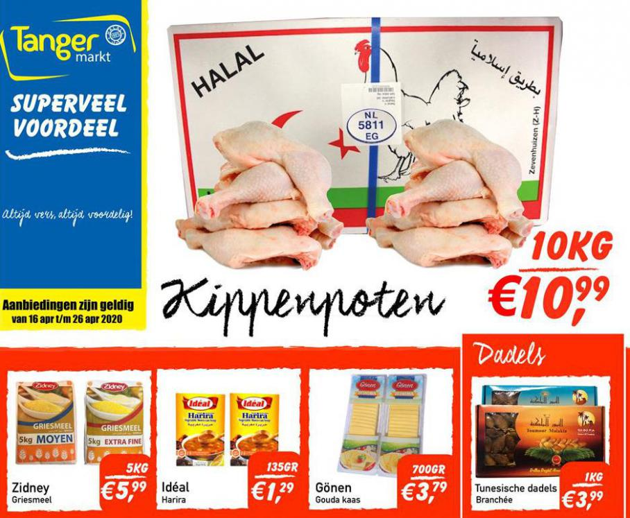 Folder Week 16 . Tanger Markt (2020-04-26-2020-04-26)