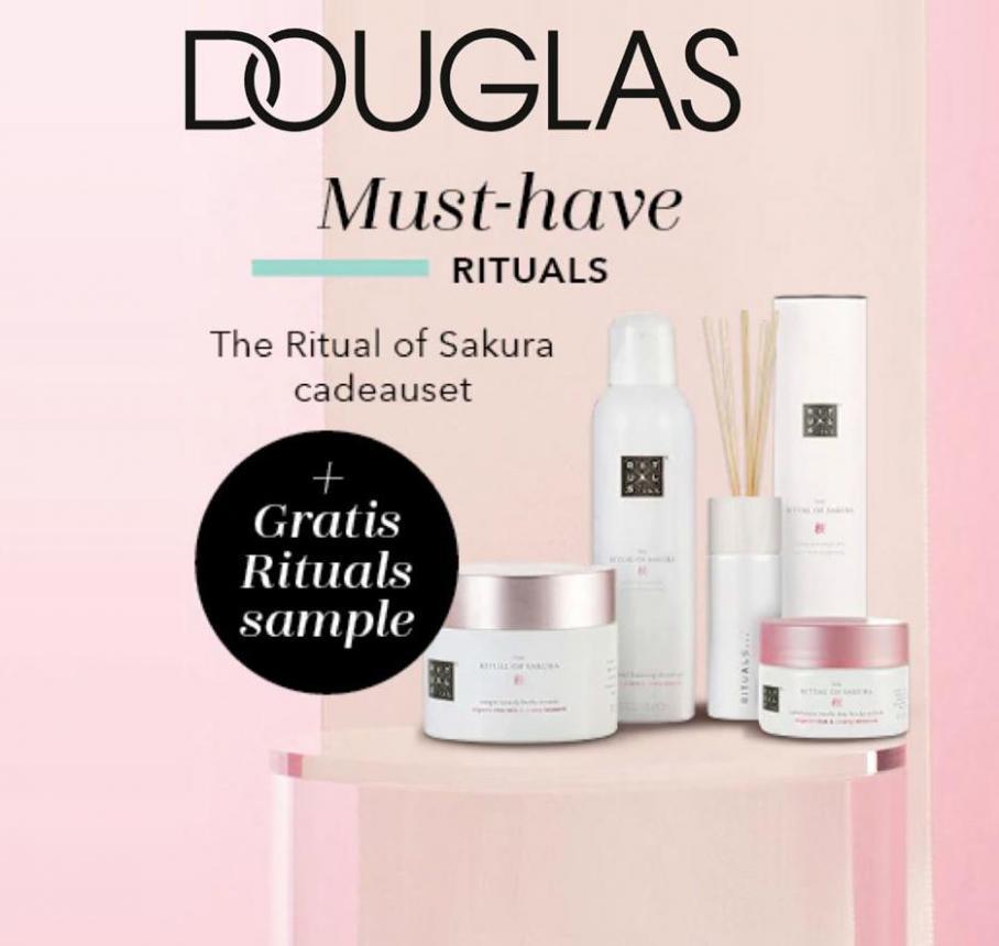 Nieuwe producten . Douglas (2020-05-31-2020-05-31)