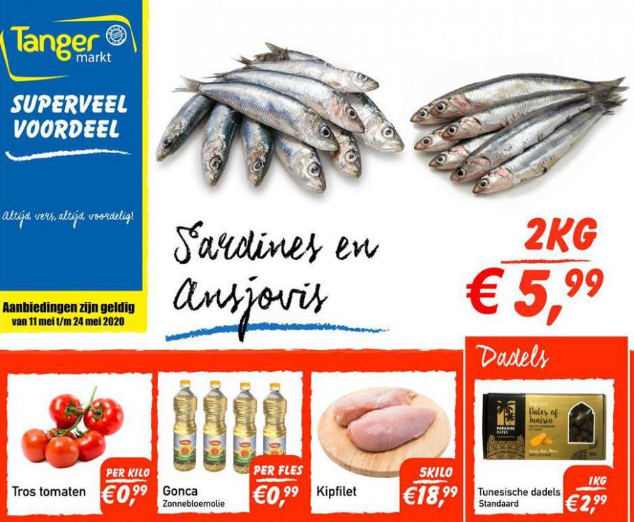Folder Aanbiedingen . Tanger Markt (2020-05-17-2020-05-17)