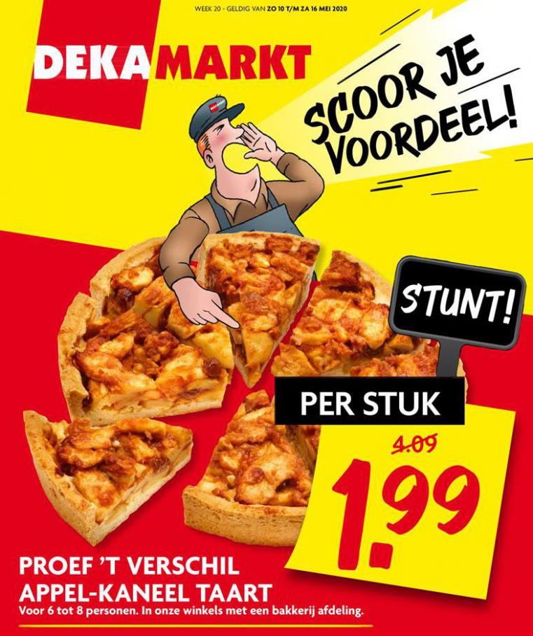 Folder Week 20 . Dekamarkt (2020-05-16-2020-05-16)