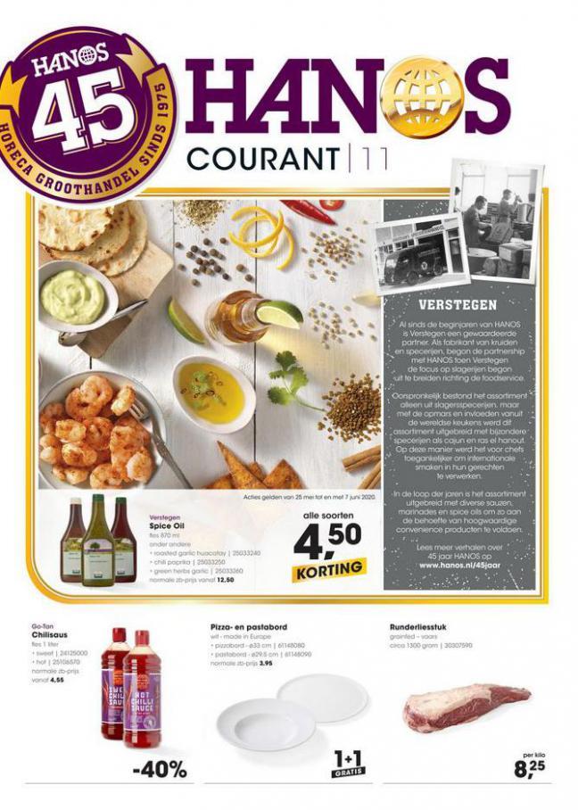 HANOS Courant 11 . HANOS (2020-06-07-2020-06-07)