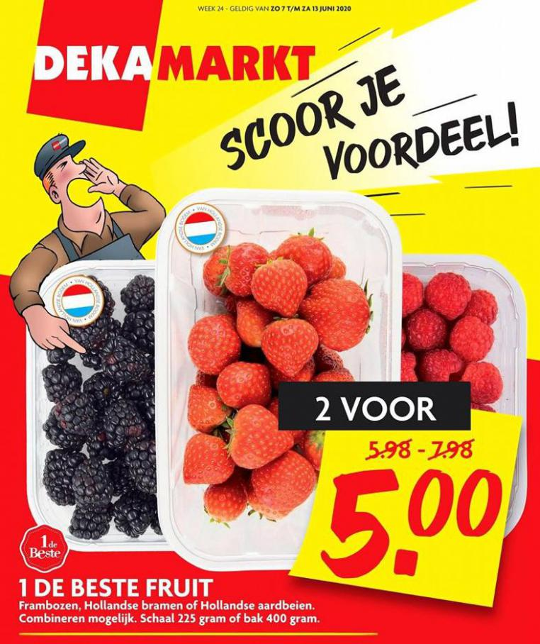 Folder Week 24 . Dekamarkt (2020-06-13-2020-06-13)