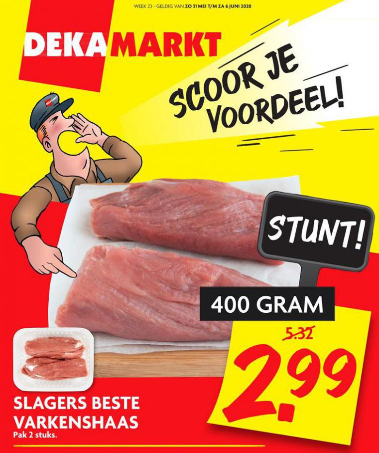 Folder Week 23 . Dekamarkt (2020-06-06-2020-06-06)