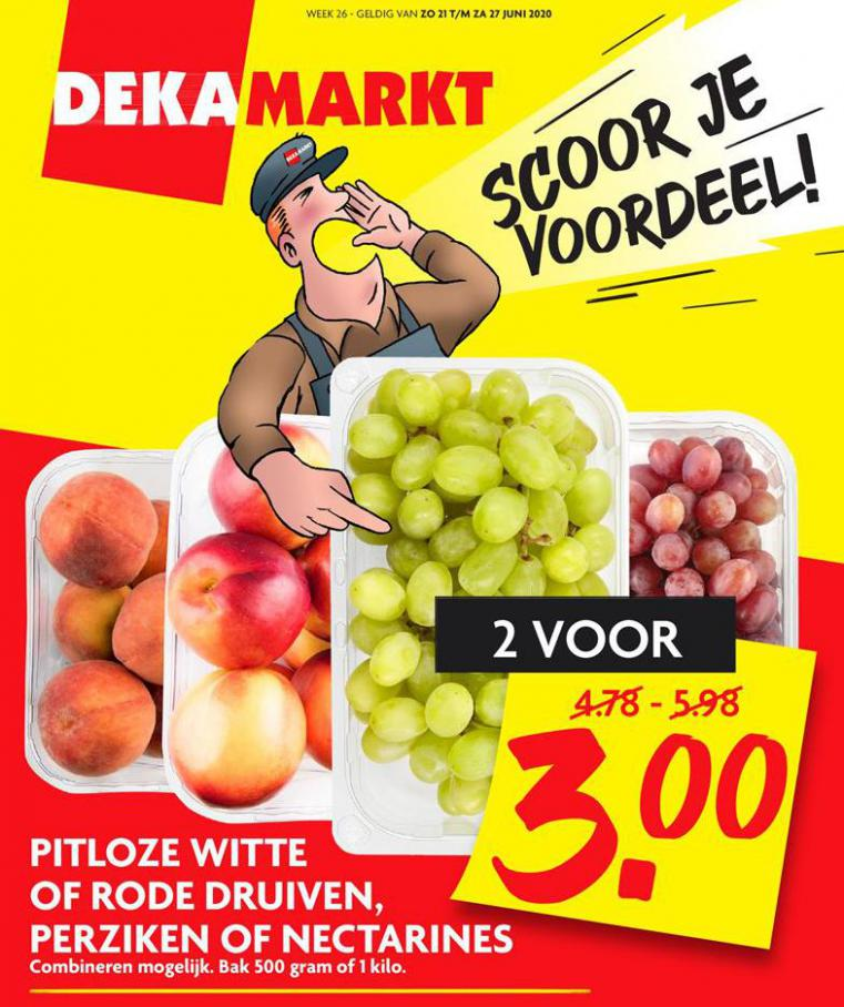 Folder Week 26 . Dekamarkt (2020-06-27-2020-06-27)