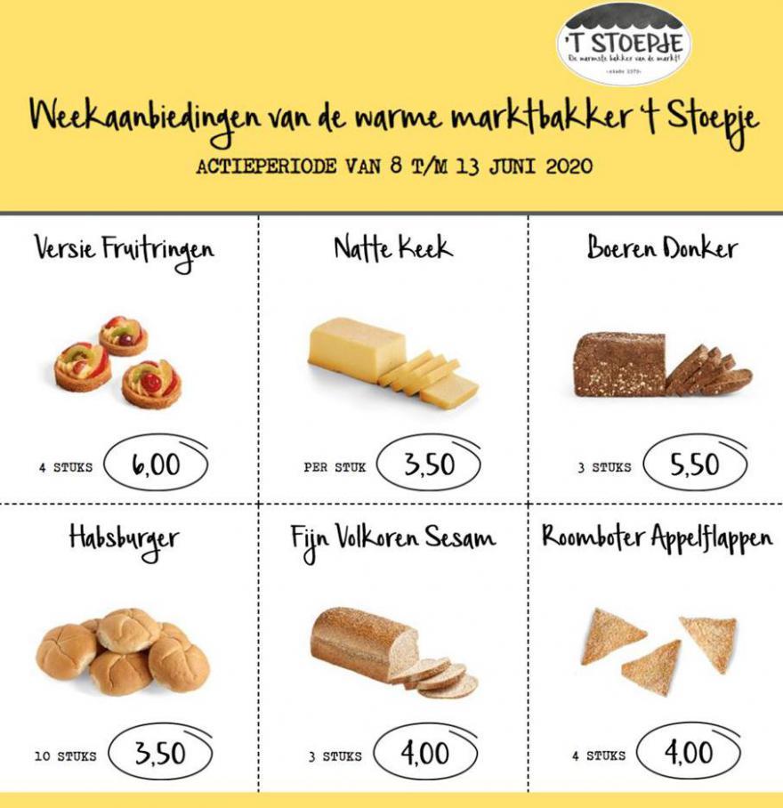 Folder Week 24 . Bakkerij 't Stoepje (2020-06-13-2020-06-13)