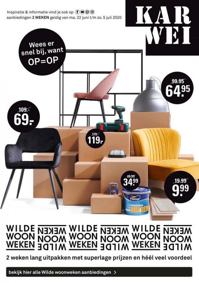 Folder Week 26-27 . Karwei (2020-07-05-2020-07-05)