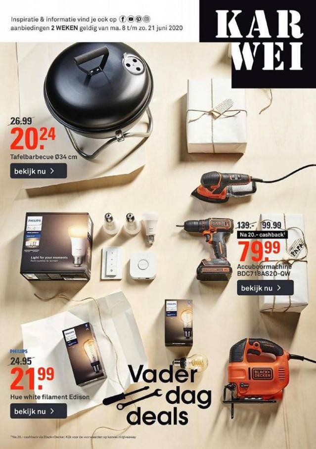 Folder Week 24-25 . Karwei (2020-06-21-2020-06-21)