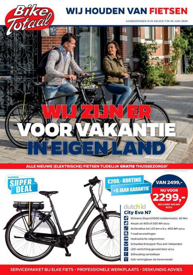Folder Aanbiedingen . Bike Totaal (2020-06-30-2020-06-30)