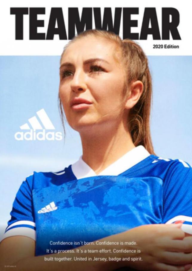 Teamwear 2020 . Adidas (2020-12-31-2020-12-31)