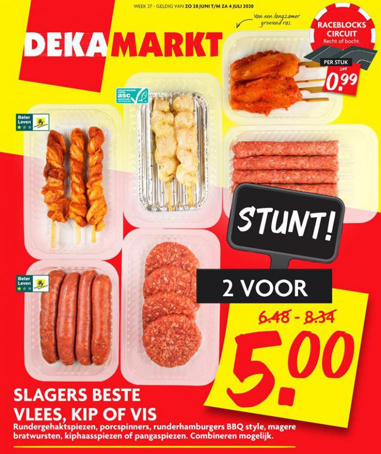 Folder Week 27 . Dekamarkt (2020-07-04-2020-07-04)