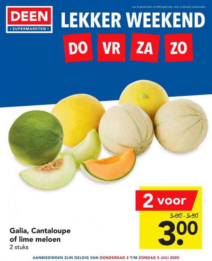 Weekend folder . Deen (2020-07-05-2020-07-05)