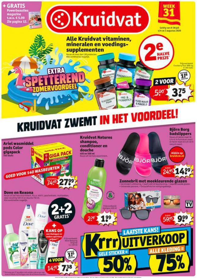 Folder Week 31 . Kruidvat (2020-08-02-2020-08-02)