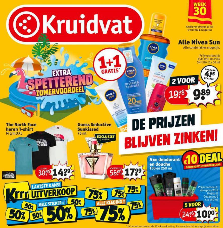 Folder Aanbiedingen . Kruidvat (2020-08-02-2020-08-02)