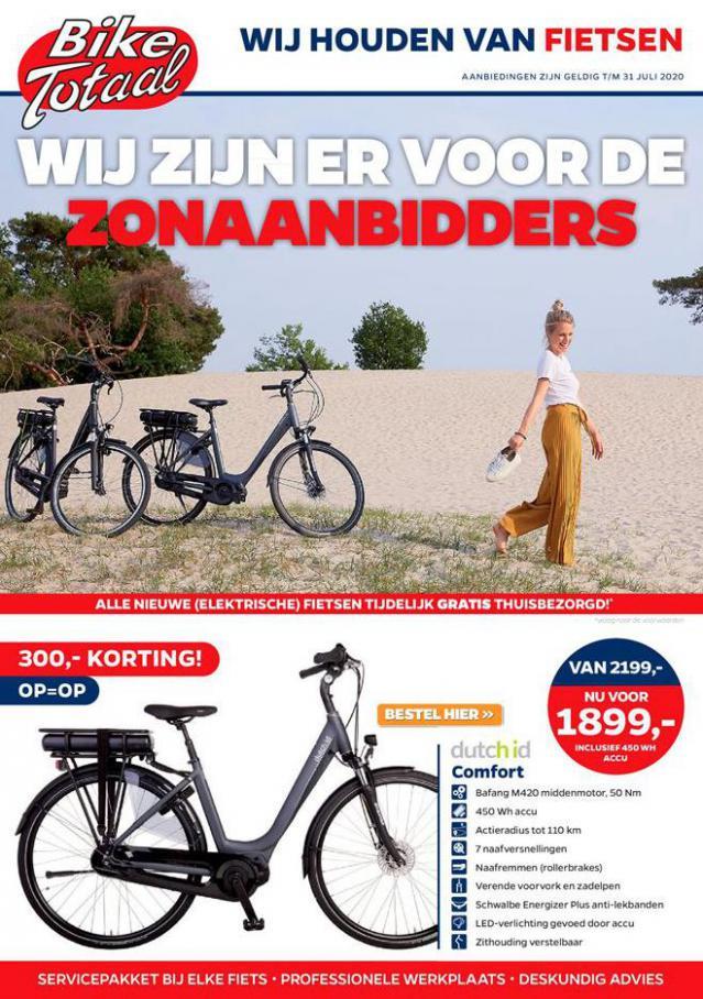 Folder Aanbiedingen . Bike Totaal (2020-07-31-2020-07-31)