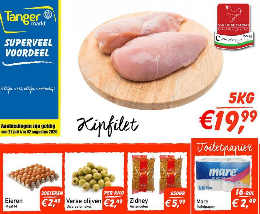 Folder Aanbiedingen . Tanger Markt (2020-08-02-2020-08-02)