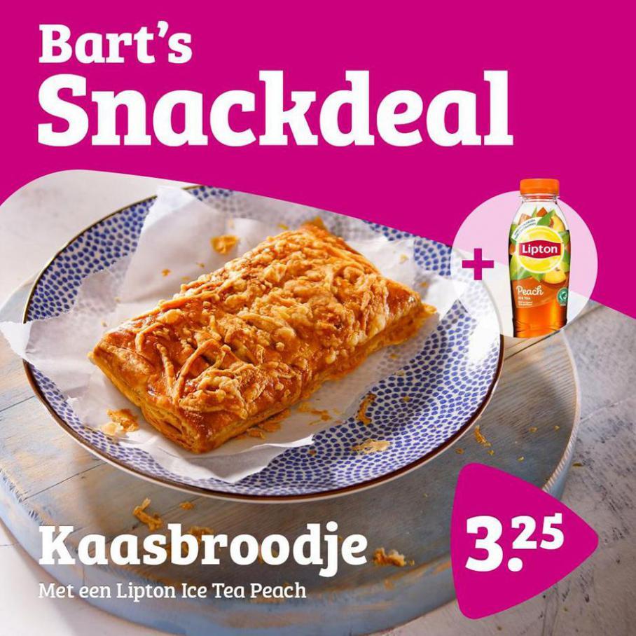 Bart's snackdeal . Bakker Bart (2020-08-16-2020-08-16)
