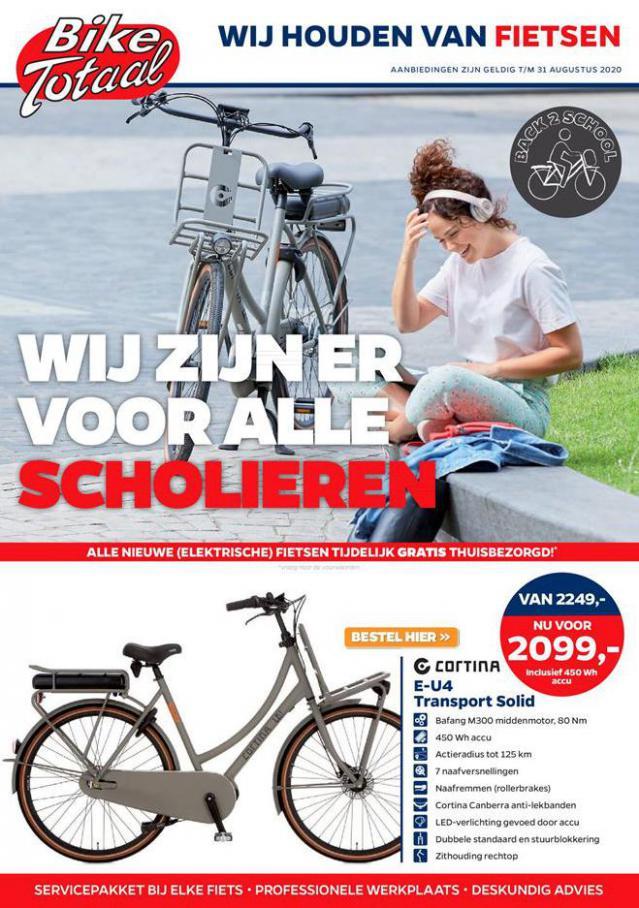 Folder Aanbiedingen . Bike Totaal (2020-08-31-2020-08-31)
