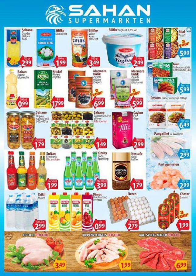 Folder Aanbiedingen . Sahan Supermarkten (2020-09-06-2020-09-06)