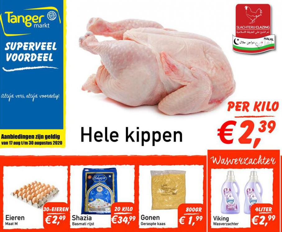 Folder Week 34-35 . Tanger Markt (2020-08-30-2020-08-30)