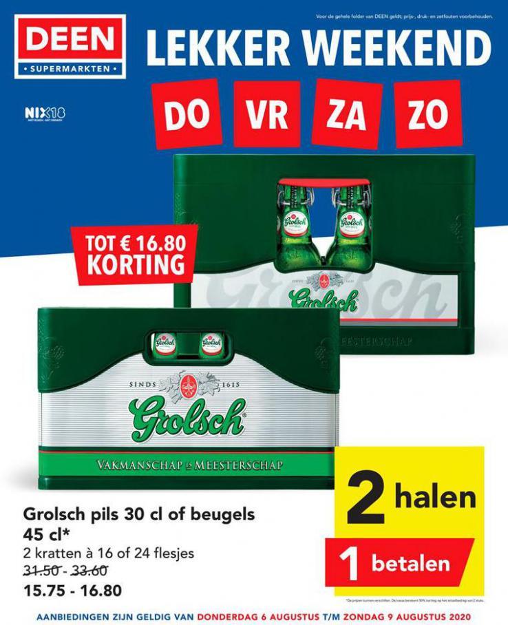 Weekend folder . Deen (2020-08-09-2020-08-09)