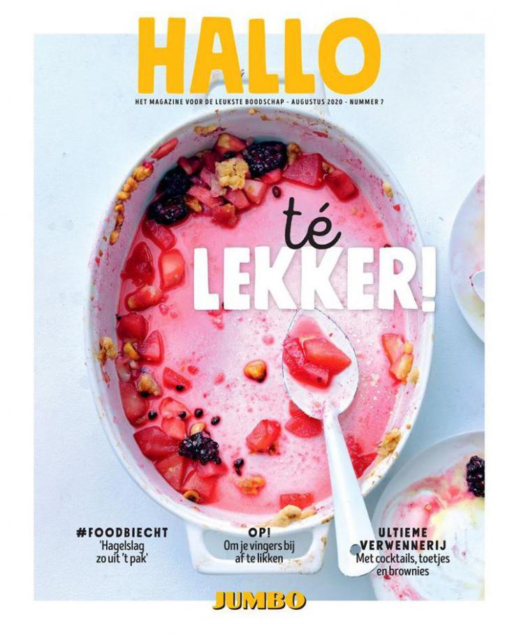 Hallo Magazine . Jumbo (2020-09-06-2020-09-06)