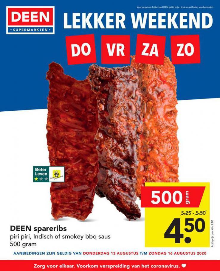 Weekend folder . Deen (2020-08-16-2020-08-16)