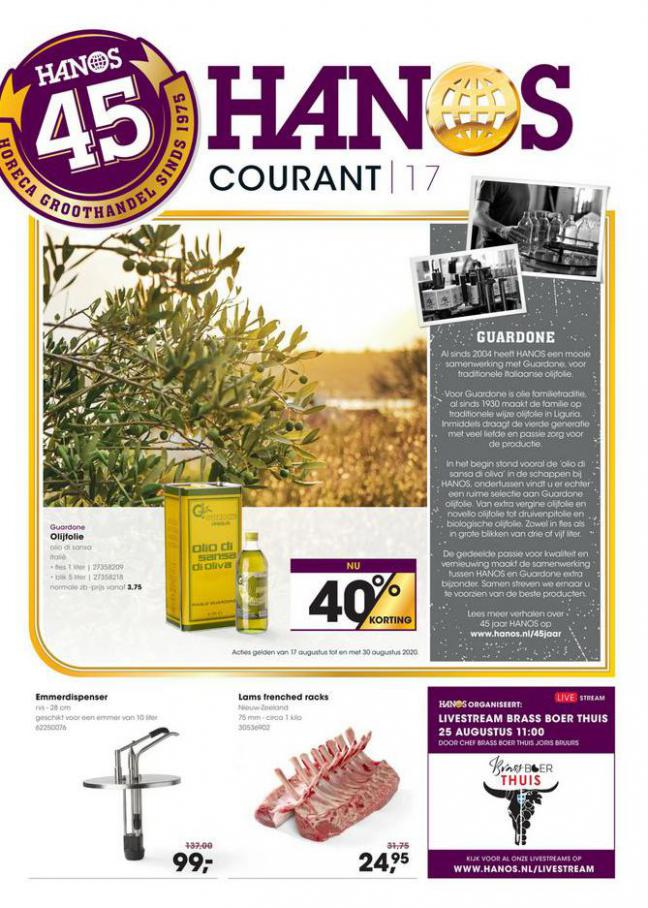 HANOS Courant 17 . HANOS (2020-08-31-2020-08-31)