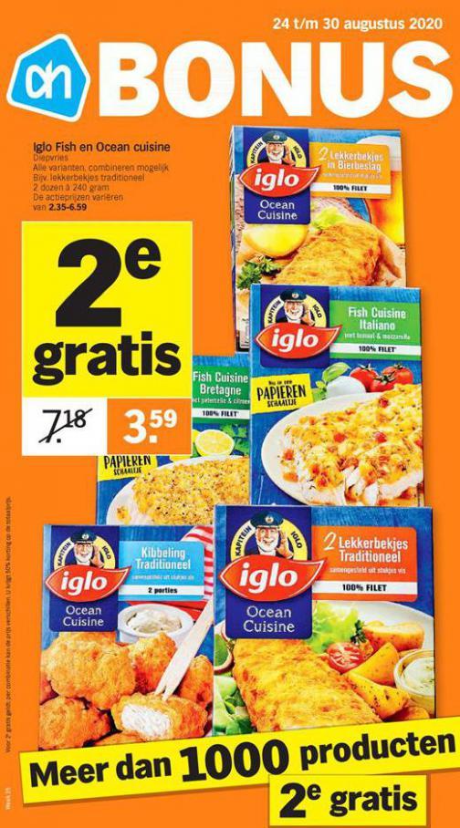Folder Week 35 . Albert Heijn (2020-08-30-2020-08-30)