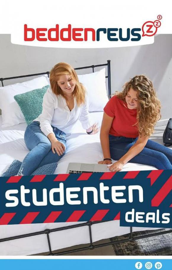 Studenten deals . Beddenreus (2020-08-31-2020-08-31)