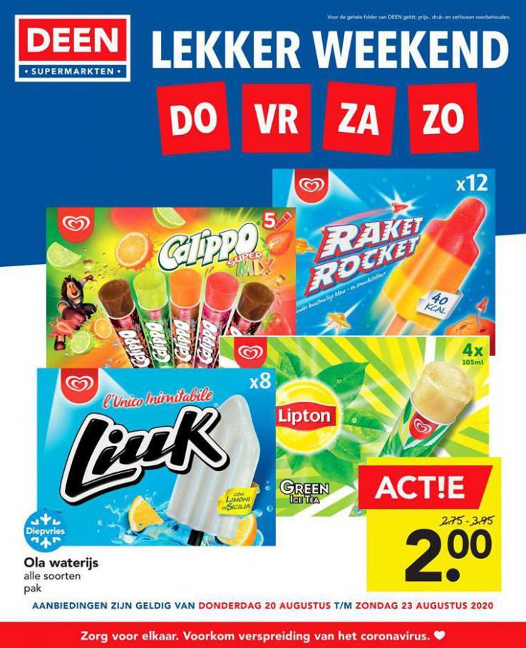Weekend folder . Deen (2020-08-23-2020-08-23)