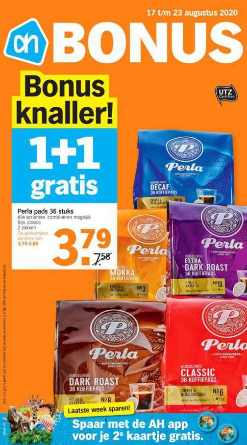 Folder Week 34 . Albert Heijn (2020-08-22-2020-08-22)