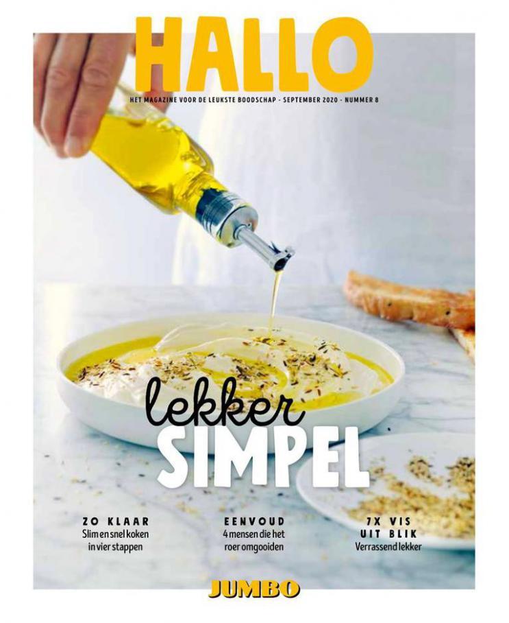 Hallo Magazine . Jumbo (2020-10-04-2020-10-04)