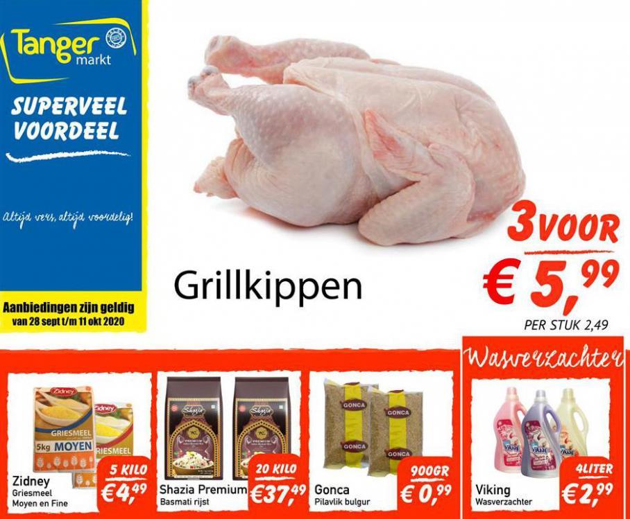 Folder Week 40-41 . Tanger Markt (2020-10-11-2020-10-11)