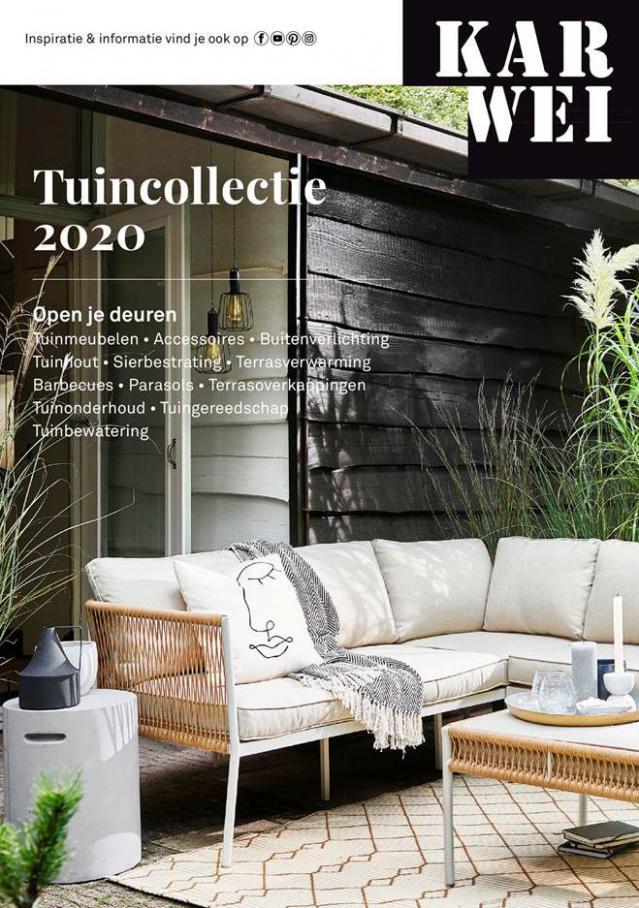 Tuincollectie 2020 . Karwei (2020-12-31-2020-12-31)